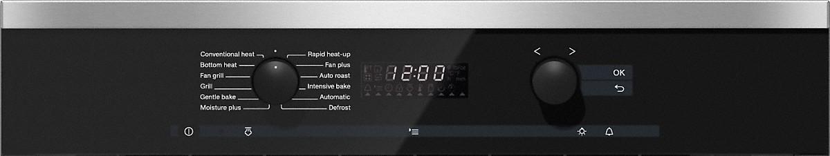 miele ovens h 6267 b ovens. Black Bedroom Furniture Sets. Home Design Ideas