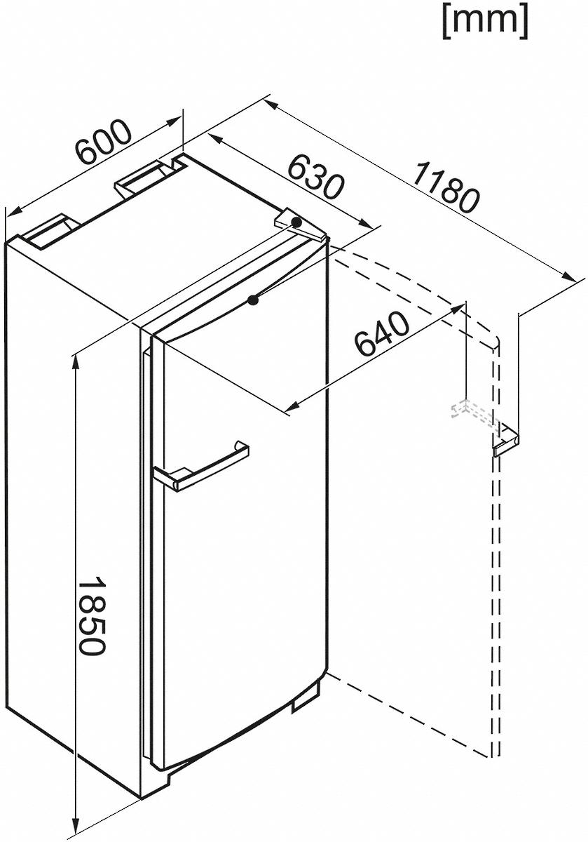 miele k 12820 sd freestanding refrigerator