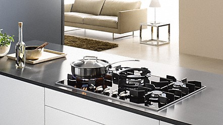 how to clean miele gas cooktop