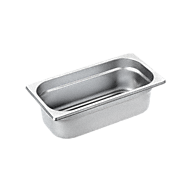 DGG 7 Unperforated steam cooking container
