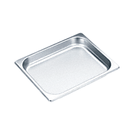 DGG 15 Unperforated steam cooking container