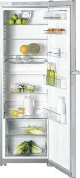 K 12820 SD edt/cs - Freestanding refrigerator practical interior space--Stainless steel