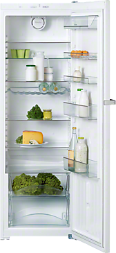 K 12820 SD - Freestanding refrigerator practical interior space--NO_COLOR