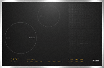KM 6629 - Induction cooktop with onset controls with TempControl for intelligent and easy frying--NO_COLOR