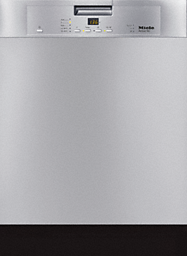 G 4203 SCU Active - Built-under dishwashers with cutlery tray for maximum convenience at an attractive entry level price.--Stainless steel/CleanSteel