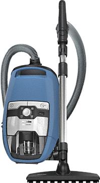 Blizzard CX1 Multi Floor PowerLine - SKCR3 - Bagless cylinder vacuum cleaners With high suction power and telescopic tube for thorough, convenient vacuuming.--Tech Blue