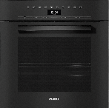 DGC 7460 - XXL Steam combination oven for steam cooking, baking, roasting with networking + BrilliantLight.--Obsidian black