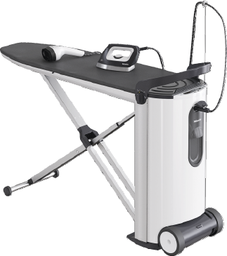 B 3847 FashionMaster - Steam ironing system