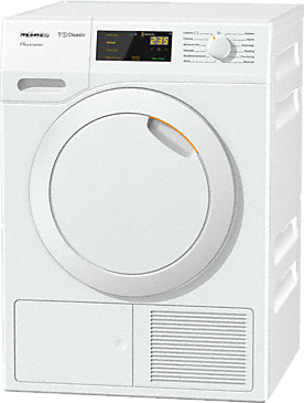 TDD130WP Eco - T1 Classic heat-pump tumble dryer