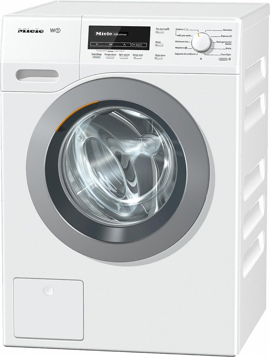 Miele WKB 130 W1 Front-loading washing machine