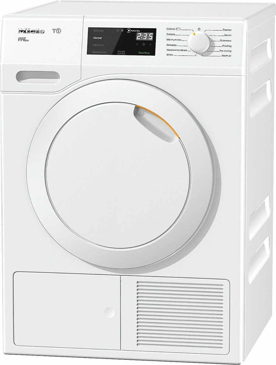 miele tce630wp eco t1 heat pump tumble dryer. Black Bedroom Furniture Sets. Home Design Ideas